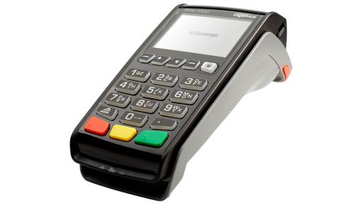 stasjonær betalingsterminal- Bankterminal Nets Desk 3500