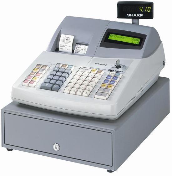 Sharp Kasseapparat ER-A410