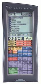 Orderman DON er et rimeligt og robust alternativ som egner seg godt for bruk innendørs i et opplyst lokale