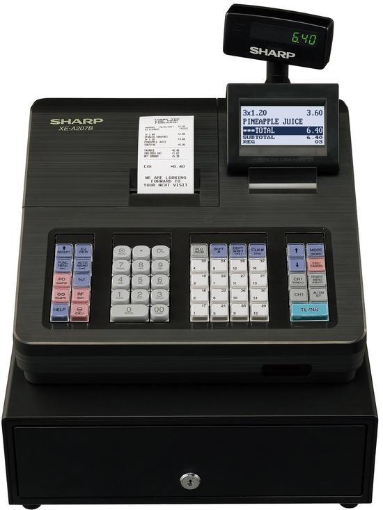 Sharp kasseapparat XE-A207B
