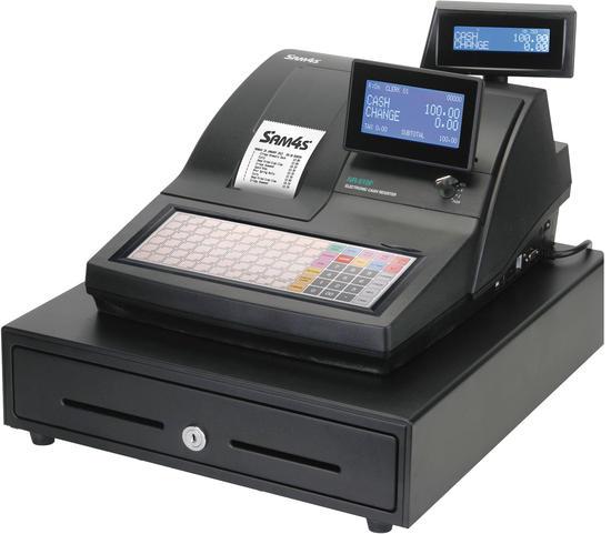 Et kassaapparat med mye for pengene! Funksjonsrik og brukervennlig