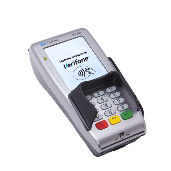 Betalingsterminal Vx680 Verifone