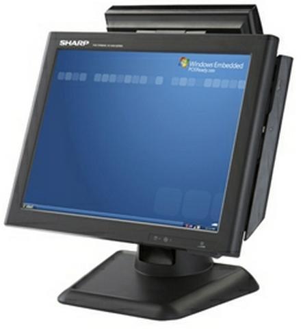 Kassaapparat Sharp RZ-X650
